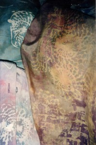 functional wearable art since 1982 – Art on Silk & Titan